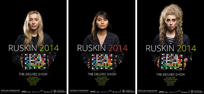 Student Spotlight: The Ruskin School of Art