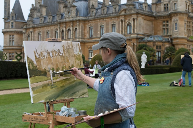 Past Event: Sky Arts Landscape Artist of the Year 2015 Begins