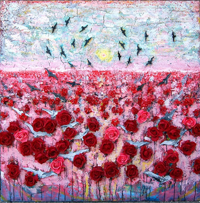 Scarlett Raven in ART2ART Part 3
