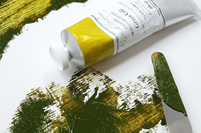 Michael Harding Oil Colour: Exclusive New Colour