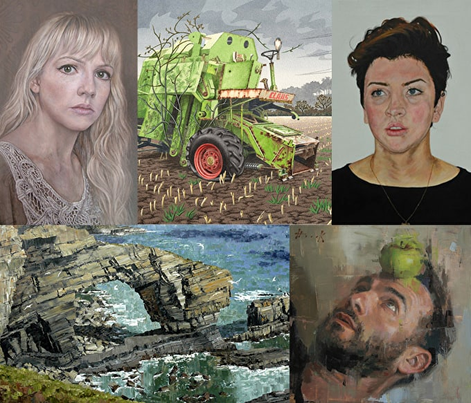 Past event: Enter Sky Arts Portrait/ Landscape Artist of the Year and a chance to win £10,000