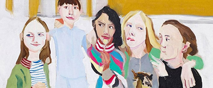 Chantal Joffe: Personal Feeling is the Main Thing, Exhibition at The Lowry