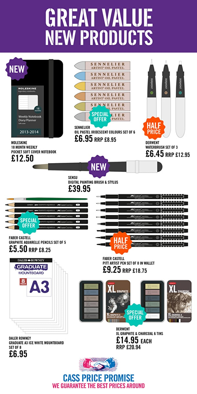 Great value new products for June
