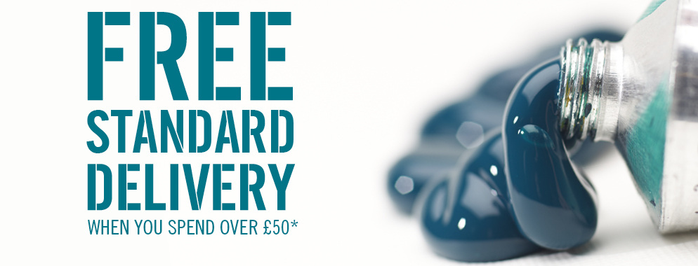 Free Standard Delivery over £50 UK wide