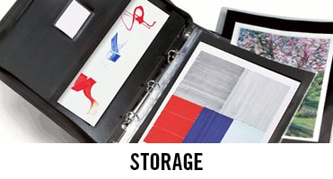 From Portfolios to cases, we stock a variety of art storage solutions.