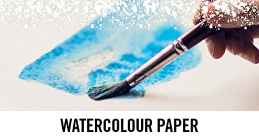 The best watercolour paper at the best prices including, Winsor & Newton, Arche and Langton.