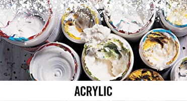 Artists Acrylic paint available at the best prices online and in our art shops uk wide.