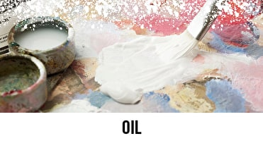 Professional Oil Paint from the best brands such as Michael Harding and Winsor & Newton