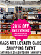 Manchester Loyalty Card Shopping Event: 20% OFF EVERYTHING