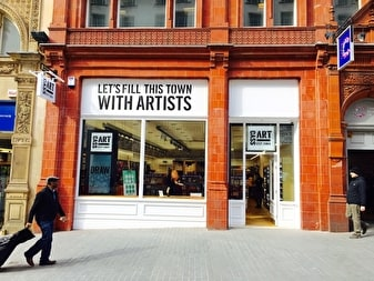 Art Shop birmingham art shop | art materials & craft supplies | cass art