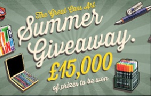 £15,000 of prizes to be won