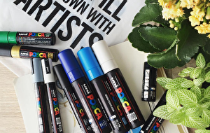 POSCA MARKERS <b>3 FOR 2</b>