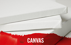 Artist Canvas available to be delivered straight to your door with Cass Art.