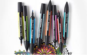 Drawing and graphic supplies are one of the most innovative areas of the art materials industry and we have the most recent releases online.