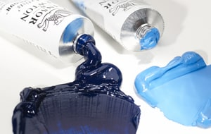 Oil paint is the most traditional medium and still favoured by professional artists today. Available in store and online.