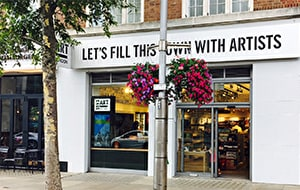 We have art shops UK wide, get art supplies delivered home or to the hgih street.