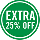 TDO - Extra 25% off Cass Canvas and Free Delivery