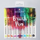 Ecoline Watercolour Brush Pen Set of 10