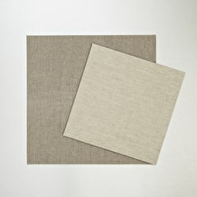 Pebeo Natural Linen Canvas Board 10 x 10cm