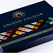 Unison Pastel Portrait Colours Set of 36