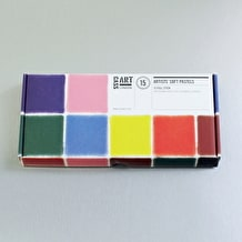 Cass Art Artists' Soft Pastels Full Set of 15