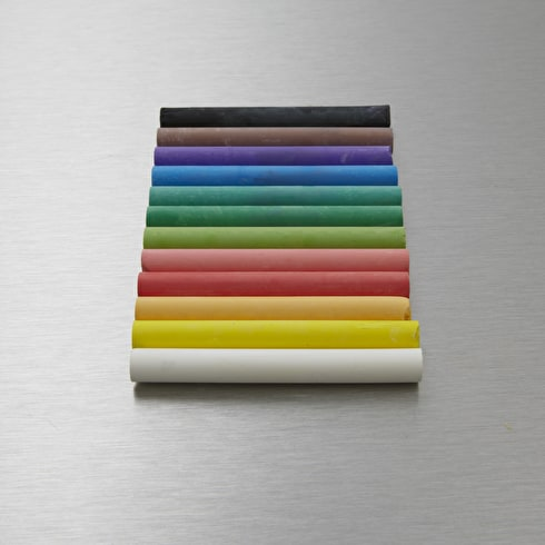Jakar Pastels Set of 12 Assorted Colours