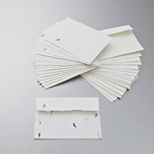 Khadi Rag Envelopes 100gsm Plain White