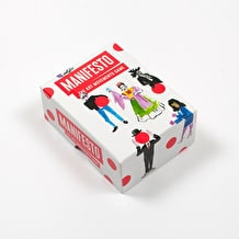 Manifesto The Art Movements Game by Lauren Tamaki