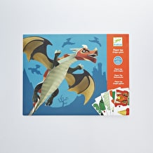 Djeco Giant Dragon Paper Toy