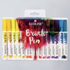 Ecoline Brush Pen Assorted Colours Set of 20