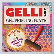Gelli Arts Gel Printing Plate 6 x 6 inches