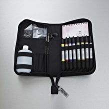 Winsor & Newton Watercolour Marker Wallet Set of 8