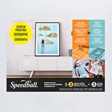 Speedball Intermediate Deluxe Screen Printing Kit