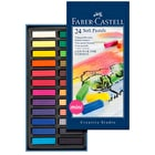 Faber-Castell Soft Pastels Mini Set of 24