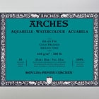 Arches Block Watercolour 640g Cold Pressed 23 x 31cm