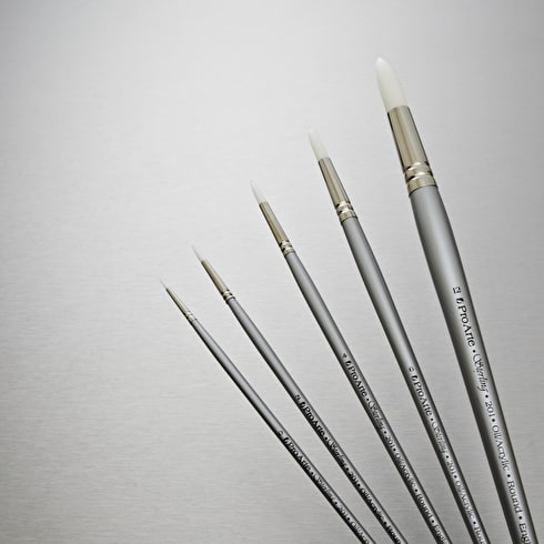 Pro Arte Sterling Acrylix Brush Round Series 201
