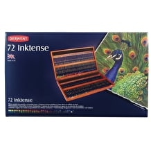 Derwent Inktense Wood Box Set of 72