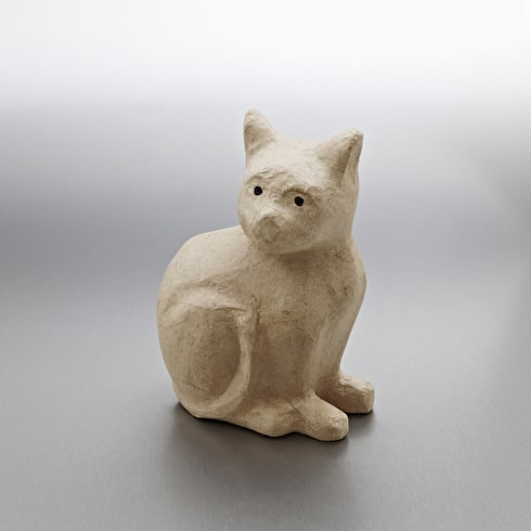 Decopatch Sitting Cat Medium