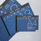 Daler Rowney D Series Tracing Pad 90gsm A4