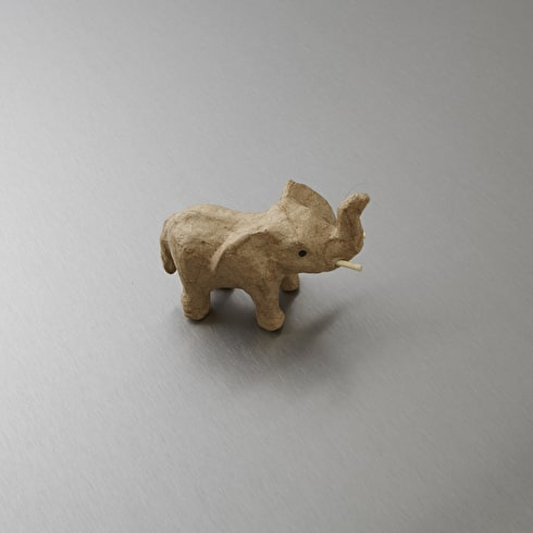 Decopatch Very Small Papier Mache Animal Elephant