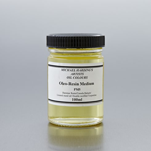 Michael Harding Oleo Resin Medium 100ml