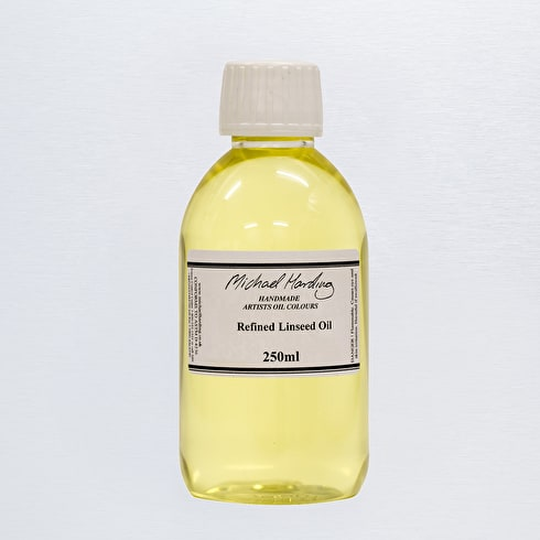 Michael Harding Refined Linseed Oil