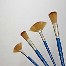 Winsor & Newton Cotman Watercolour Fan and Mop Brush