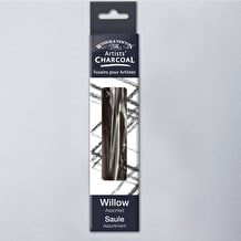 Winsor & Newton Willow Charcoal Assorted
