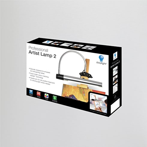 The Daylight Company Professional Artist Lamp