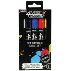 Pebeo 4Artist Marker 4mm Assorted Colours Set of 5