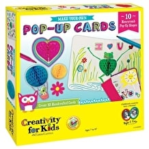 Faber-Castell Creativity For Kids Make Your Own Pop Up Cards