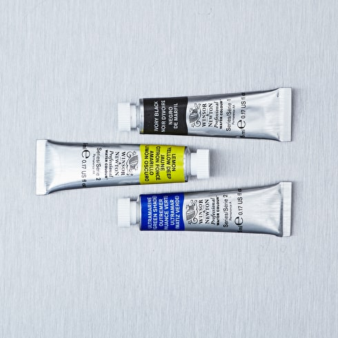 Winsor & Newton Artists' Professional Watercolour Tubes | Professional Watercolours | Cass Art