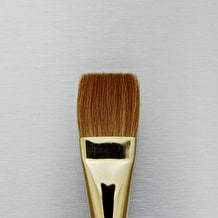 Pro Arte Renaissance Sable Brush One Stroke Series R
