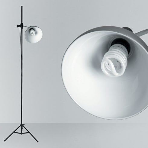 The Daylight Company Studio Lamp and Stand